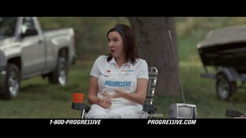 Progressive TV Spot, 'Flo's Family: Park Ranger Mark' - Thumbnail 6