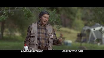 Progressive TV Spot, 'Flo's Family: Park Ranger Mark' - Thumbnail 7