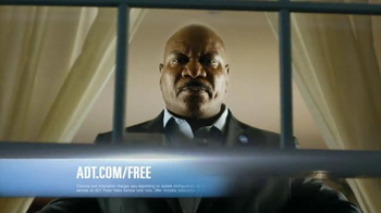 ADT Instant Savings Sale TV Spot, 'Be Prepared' Featuring Ving Rhames