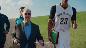 H&R Block TV Spot, 'Jog Into Refund Season' Featuring Anthony Davis - Thumbnail 3