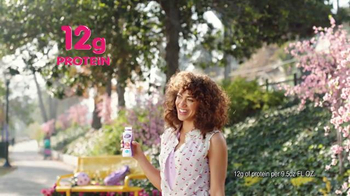 Dannon Light & Fit Protein Smoothie TV Spot, 'On the Move' - Thumbnail 6