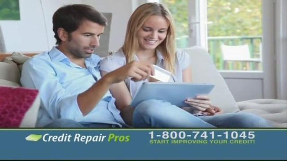Credit Repair Pros TV Commercials - iSpot.tv