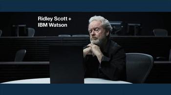 IBM Watson TV Spot, 'Ridley Scott + IBM Watson On Images'