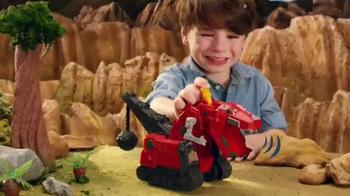 Half Dinosaur, Half Truck thumbnail