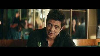 Heineken TV Spot, 'Famous' Featuring Benicio del Toro