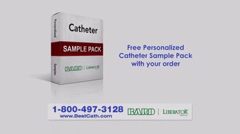 Liberator Medical Supply TV Spot, 'Catheter Sample Pack'