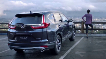 2017 Honda CR-V TV Spot, 'Be That'