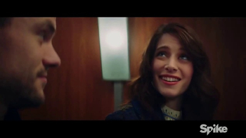 Kay Jewelers Ever Us Ring TV Spot, 'Spike: Stuck in the Elevator'