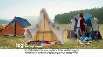Logic. Power TV Spot, 'Camping'