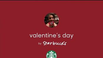Starbucks TV Spot, '2017 Valentine's Day: Sharing Chocolate'