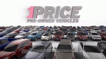 1Price Pre-Owned Vehicles Event: Dream Vehicle thumbnail