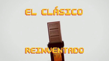 Hershey's Cookie Layer Crunch TV Spot, 'Clásico reintentado' [Spanish] - Thumbnail 9