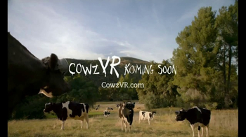 Chick-fil-A TV Spot, 'Cowz VR'