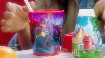 McDonald's Happy Meal TV Spot, 'The LEGO Batman Movie' [Spanish]