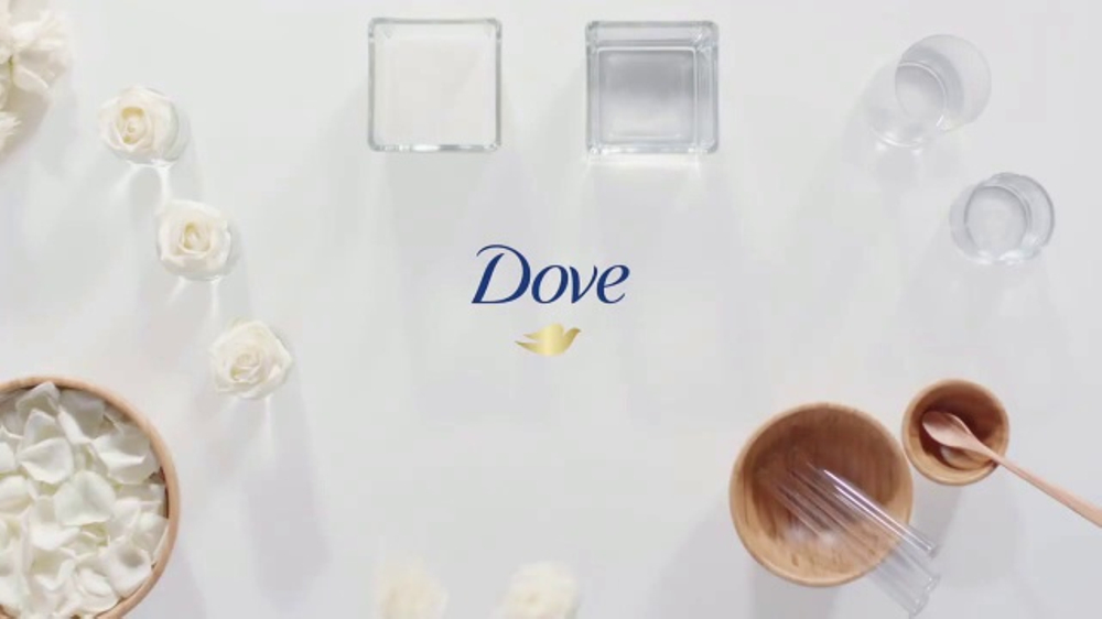 Dove Intensive Repair TV Commercial, 'Roses'