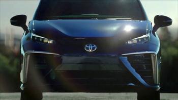 2017 Toyota Mirai TV Spot, 'Daisy' - Thumbnail 6