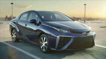 2017 Toyota Mirai TV Spot, 'Daisy' - Thumbnail 8