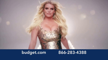 Budget Rent a Car TV Spot, 'Sporty SUV' Feat. Jessica Simpson