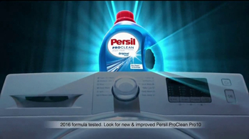 Persil ProClean TV Spot, 'Award-Winning' Song by Montell Jordan - Thumbnail 4