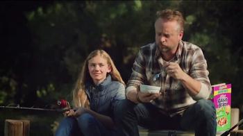 Kellogg's Raisin Bran Crunch Apple Strawberry TV Spot, 'Fishing' - Thumbnail 2