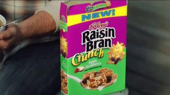 Kellogg's Raisin Bran Crunch Apple Strawberry TV Spot, 'Fishing' - Thumbnail 5