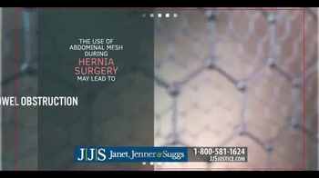 Janet, Jenner & Suggs TV Spot, 'Hernia Surgery'