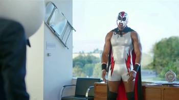 Jack in the Box Grilled French Toast Plate TV Spot, 'Lucha libre' [Spanish]