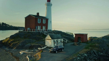 Volvo XC90 TV Spot, 'A Place To Collect Your Thoughts'