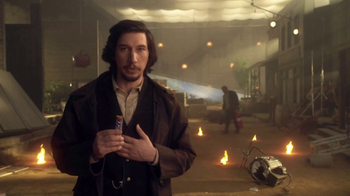 Snickers TV Spot, 'Super Bowl Commercial Apology' Featuring Adam Driver