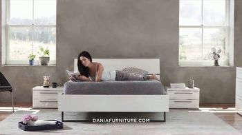 Dania Bedroom Event TV Commercial, \'Beds, Dressers and Mattresses\' - Video