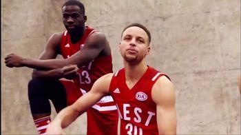 NBA App TV Spot, '2017 NBA All-Star in New Orleans' - Thumbnail 1