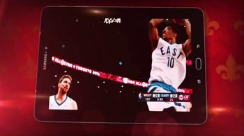NBA App TV Spot, '2017 NBA All-Star in New Orleans' - Thumbnail 4