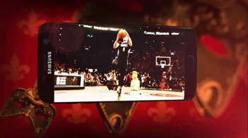 NBA App TV Spot, '2017 NBA All-Star in New Orleans' - Thumbnail 7