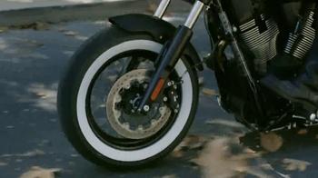 GEICO Motorcycle TV Spot, 'Neighborhood: Modern Text'