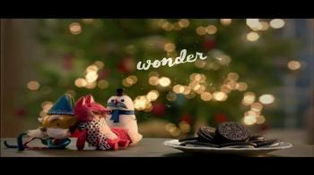 Oreo TV Spot, 'Wonder What's Inside the Holidays'