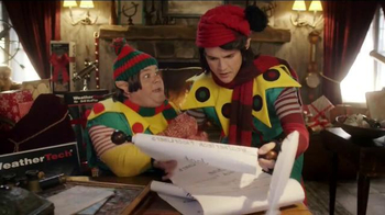WeatherTech FloorLiners TV Spot, 'Elves Wish List'