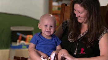 St. Jude Children's Research Hospital TV Spot, 'Give Thanks for Health'