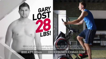 Bowflex Max Trainer TV Spot, \'Max Interval\'
