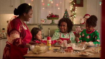 Pam Cooking Spray TV Spot, 'Santa Cookies'