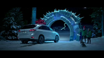Lexus December to Remember Sales Event TV Commercial, 'Teleporter ...