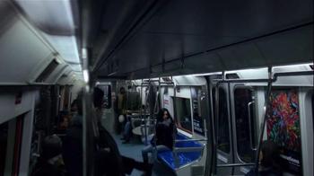 Netflix TV Spot, 'Marvel's Jessica Jones: Subway'