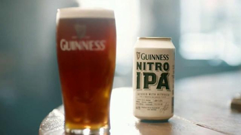Guinness Nitro IPA TV Spot, 'From Stout to IPA: The Story'