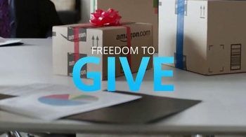 Chase Freedom TV Spot, 'Amazon: More Fun Out of the Holidays' - Thumbnail 1