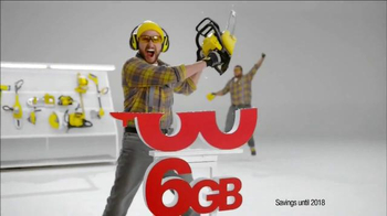 Sprint LTE Plus TV Spot, 'The Biggest Deal in U.S. Wireless History'