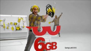 Sprint LTE Plus TV Spot, 'The Biggest Deal in U.S. Wireless History'