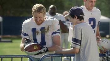 Tide Pods TV Spot, 'Small but Powerful' Featuring Cole Beasley