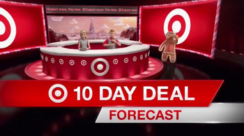 Target TV Spot, 'Deal Forecast Update: Record Low HDTV Prices' - 224 commercial airings