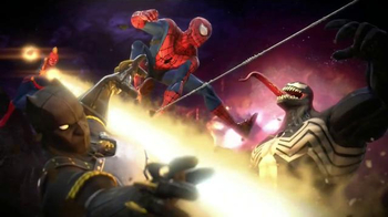 Marvel Contest of Champions TV Spot, 'Who's on Your Team?'
