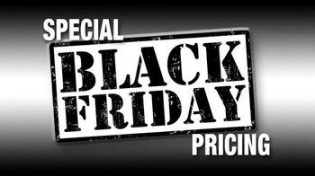 Black Friday Special Pricing: All Month Long thumbnail