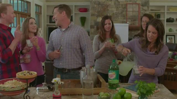Canada Dry Gingerale TV Spot, 'Food Network: Mojito Ginger Splash'